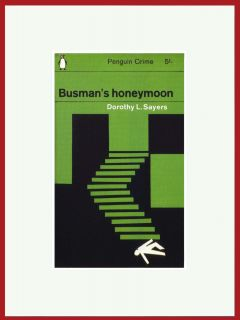 Busmans Honeymoon by Dorothy L Sayers Postcard Mounted or Gallery