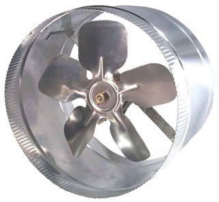Suncourt in Line Duct Fan Axial Fans Booster 65 CFM