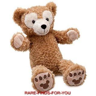 Duffy the Disney Bear Plush Doll Toy 17 H Disney Theme Park Exclusive