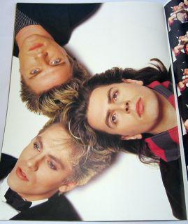 Duran Duran World Tour 1987 Japan Program RARE Signed