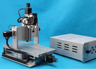 DIY High Precision PC Control Cnc Engraving Milling Machine laser beam