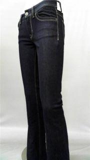 DL1961 Premium Denim Jennifer Misses Stretch Indigo High Rise Boot Cut