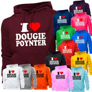 Love Dougie Poynter Im A Celebrity Hoodie Hoody Mens Women Boys