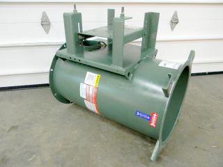 New York Blower Exhaust Fan 18 Dia Tubeaxle Paint Booth Fan Tube 2600