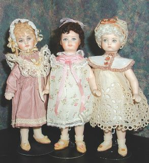 Antique Reproduction Doll Molds by Doreen Sinnett