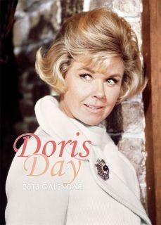 Doris Day 2013 Wall Calendar RARE Collectors Edition Large A3 Size