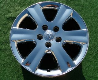 2009 2010 Factory Dodge Journey 19 inch Chrome Wheel 2374