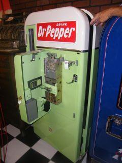 Dr Pepper 81 Antique Soda Machine