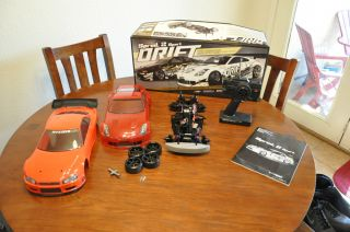 HPI Racing Sprint 2 Drift Sport Radio Controlled Car