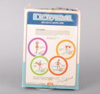 Dorothy Hamill Ice Skating Doll 1977 Original Box