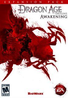 Dragon Age Origins PC Game Plus Awakening Expansion Factory SEALED New