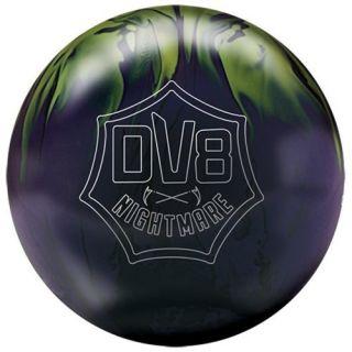 DV8 Nightmare Bowling Ball 14 lb 1st Qual $269 New in Box