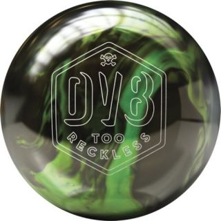 DV8 Too Reckless Bowling Ball 14 lb $179 1st Qual Brand New in Box