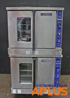 US Range Double Deck Electric Convection Oven Sume 100