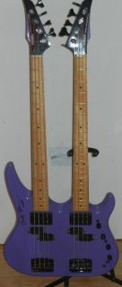 BILLY SHEEHANS FIRST YAMAHA DOUBLE NECK PROTO TYPE BASS GUITAR