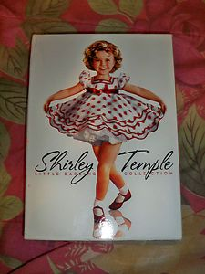 Shirley Temple Little Darling Collection 18 DVD Box Set vol 1 2 3