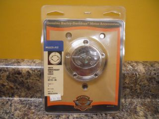 Harley Davidson 100th Anniversary Twin Cam Timer Cover 32113 03