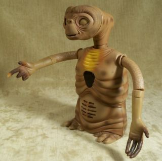 Extra Terrestrial Interactive Alien 2000 Tiger Electronics Talks