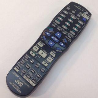 JVC Model RM SSR005U DVD Recorder Remote Control for SR MV55 NEW