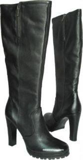 Dolce Vita Julian $282 Black Leather Knee High Boot 10 M