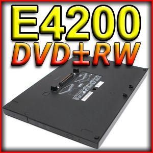 Dell Latitude E4200 Media Base Dock DVDRW K422G PR15S