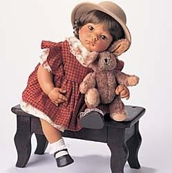 "Lee Middleton Doll ""Country Charm"""