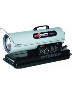 Dyna Glo Delux, RMC , 75,000 BTU Kerosene Forced Air Heater w