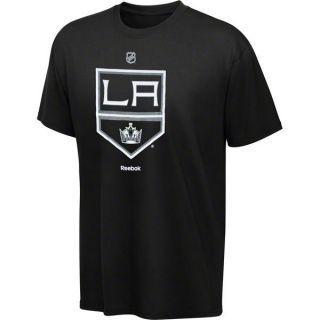 Los Angeles La Kings Black Reebok NHL Stanley Cup T Shirt T Shirts
