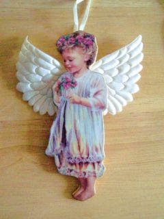 Dona Gelsinger Christmas Heavens Little Angels Ornaments Garden