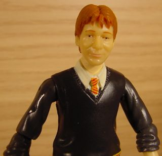 Harry Potter Fred Weasley Super Poseable Action Figure