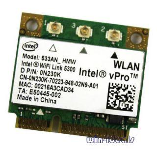N230K   Dell Latitude E4200 E4300 E6500 M4400 M6400 Wireless WLAN 802