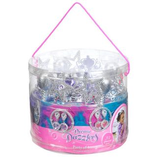 New Dream Dazzlers Princess Party for 4 Set Girls Gift