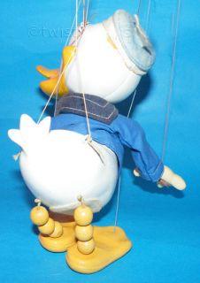 Vintage Pelham Puppets Disney Donald Duck SL Boxed RARE