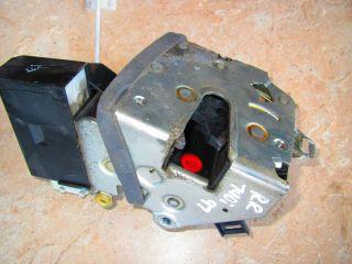 740i 740 E39 Right Rear Door Lock Motor Module Actuator Latch