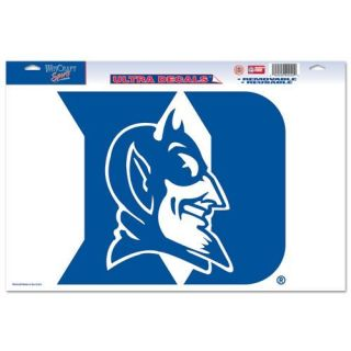 DUKE BLUE DEVILS CORNHOLE BOARDS 11 X17 ULTRA DECALS BRAND NEW