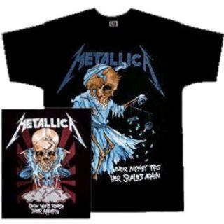 Metallica Dorris Official Shirt s M L XL T Shirt New