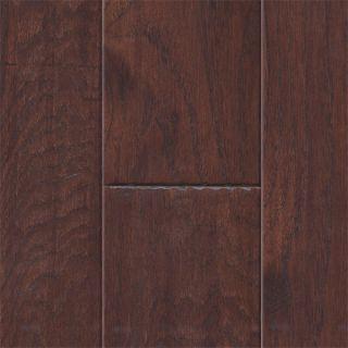 Hand Scraped Colonial Hickory Hardwood Flooring Wood Floor