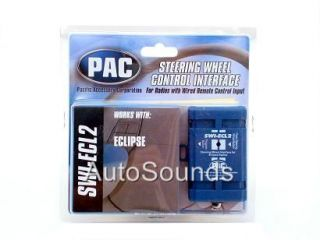 Pac SWI ECL2 Eclipse Steering Wheel Interface SWIECL2