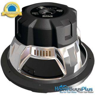 Boss Audio P10DVC Phantom Series Dual Voice Coil Subwoofer