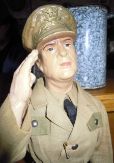 Freundlich Novelty Co General Douglas MacArthur composition jointed