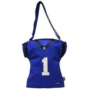 duke blue devils handbag purse basketball jersey