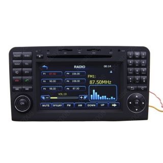 06 10 Mercedes Benz GL450 Car GPS Navigation DVD Player