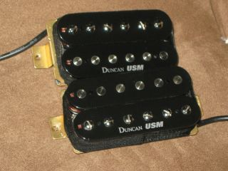 SEYMOUR DUNCAN DESIGNED USM HB102 HUMBUCKER SET MODELED AFTER HOT