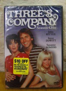 Threes Company Complete Season 1 DVD New