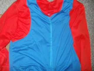 Super Mario Adults Size Large Fancy Dress Costume Jumpsuit Hat from