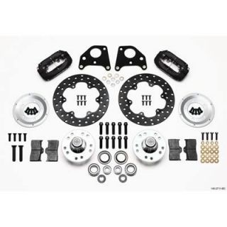 Wilwood Dynalite Drag Race Front Disc Brake Kit 140 2711 BD