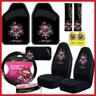 Ed Hardy Car Accessories Uk