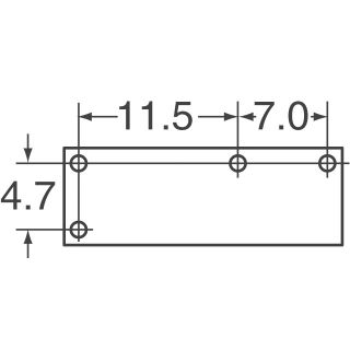 Panasonic ALD124 Power Slim Relay 3A 24VDC x 10pcs