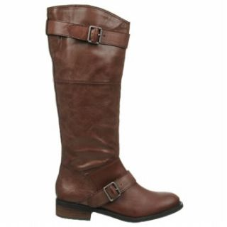 NWB Womens DV Dolce Vita Twisp Knee High Designer Riding Boot Brown 6