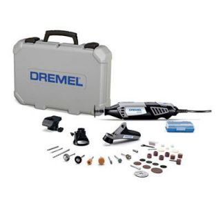 Dremel 4000 3 34 High Performance Rotary Tool Kit with 34 Accessories